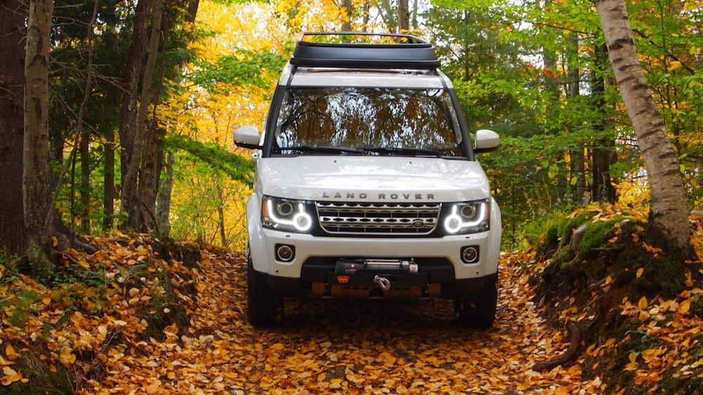 Land Rover Experience Driving School