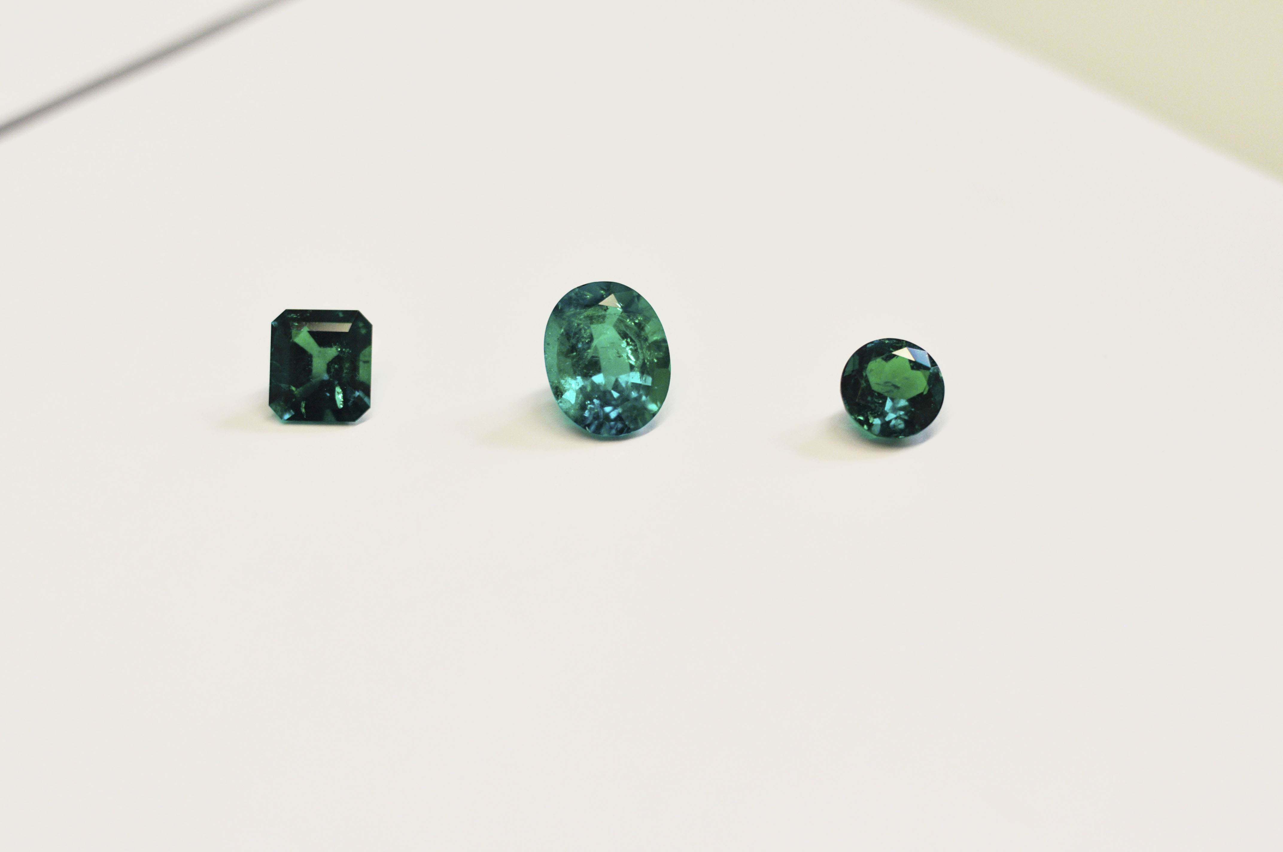 Perfect Colombian Emeralds